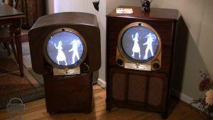 האבולוציה של הטלוויזיות