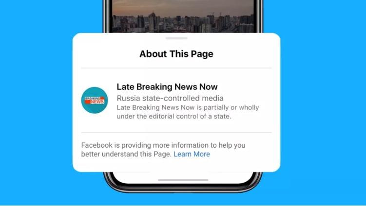 נלחמים במידע כוזב. פייסבוק