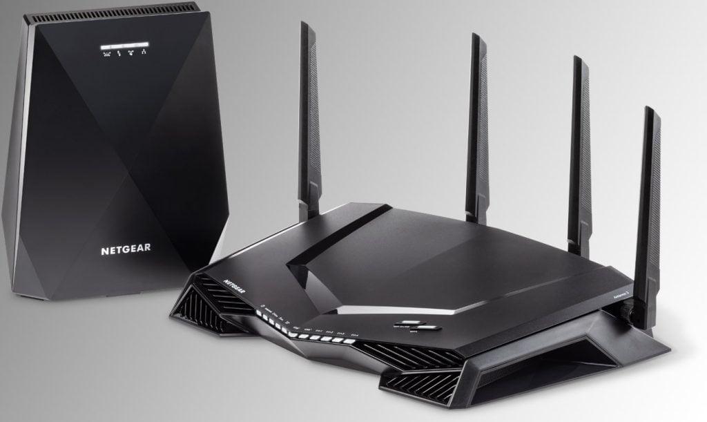 netgear routers