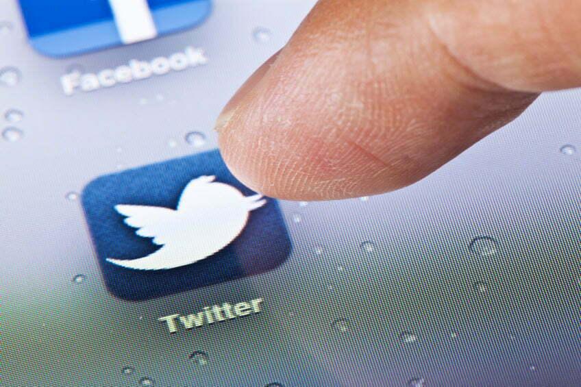 טוויטר (צילום: ymgerman, 123RF)