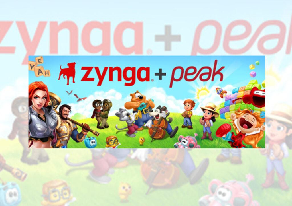 zynga peak זינגה