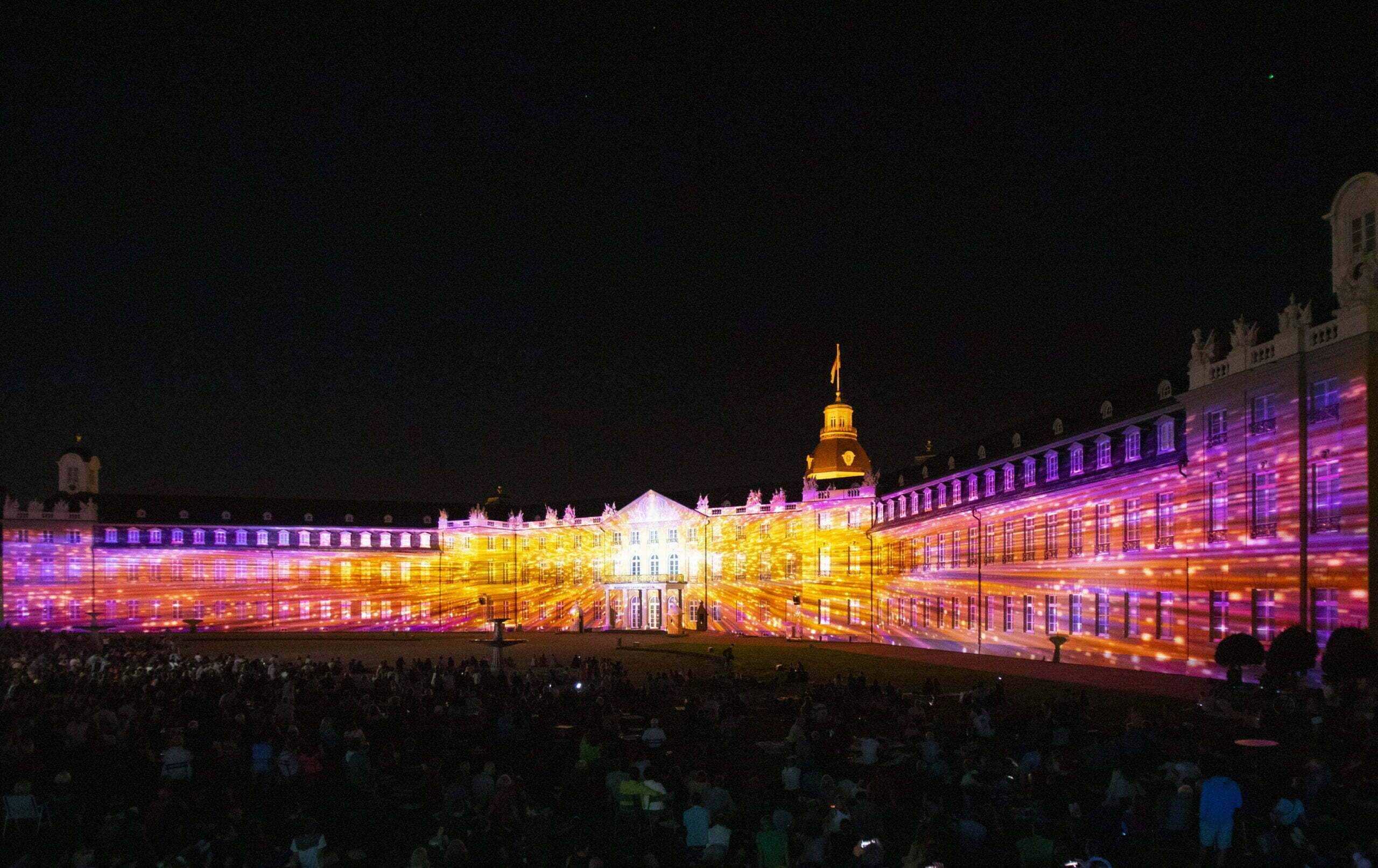 השלוסליכטשפילה, יצירת האמנות הדיגיטלית הגדולה באירופה