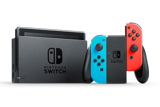 נינטנדו סוויץ' Nintendo Switch