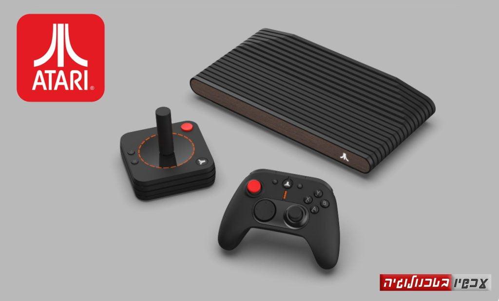 הקונסולה החדשה של אטארי Atari VCS