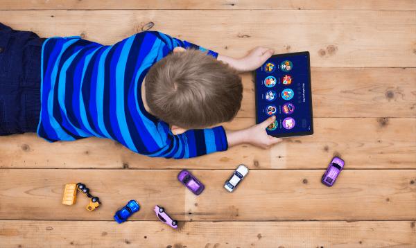 Lenovo Tab M10 HD Gen 2 טאבלט לילדים