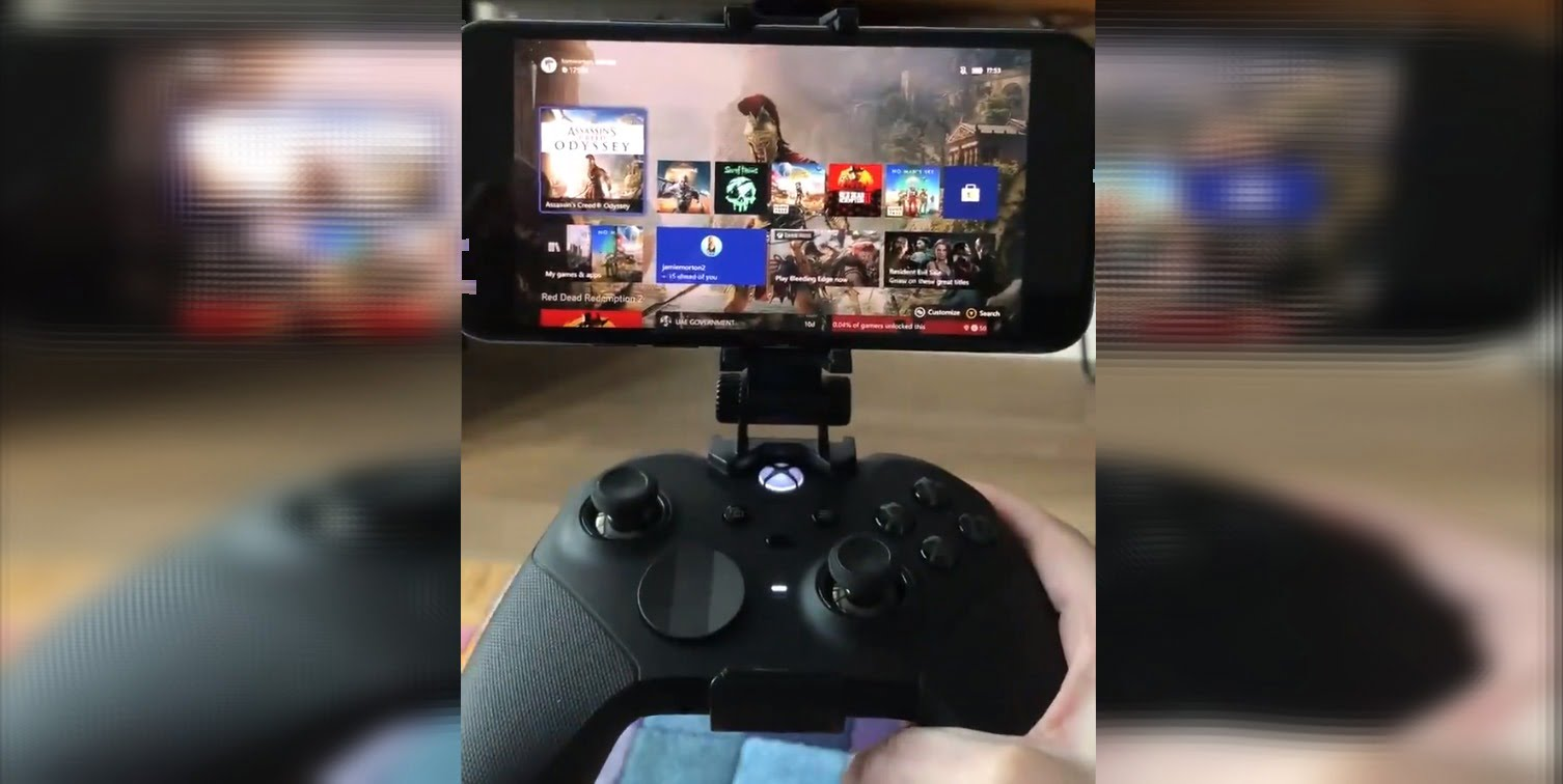 xbox iphone app