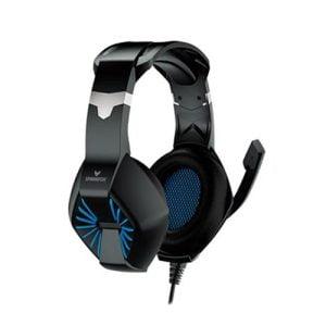 אוזניות גיימינג SPARKFOX A1 שחור כחול